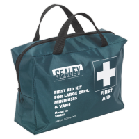First Aid Kit Large for Minibuses & Coaches - BS 8599-2 Compliant
