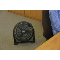 Desk/Floor Fan 3-Speed 16