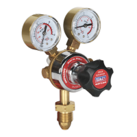 Acetylene Regulator