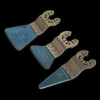 Multi-Tool Scraping Blade Set 3pc