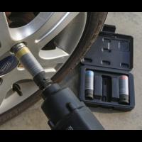 Alloy Wheel Ultra-Power Impact Socket Set 3pc 1/2