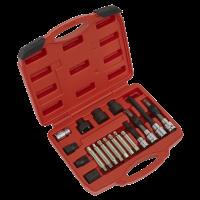 Alternator Freewheel Pulley Removal Set 18pc