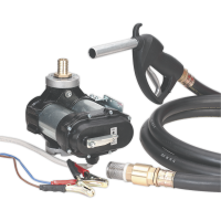 Diesel & Fluid Transfer Pump 24V High Flow